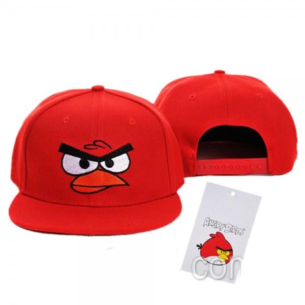 Кепка с прямым козырьком Angry Birds 7a335f5c4a945