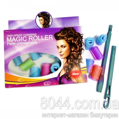 Бигуди Magic Leverage Roller