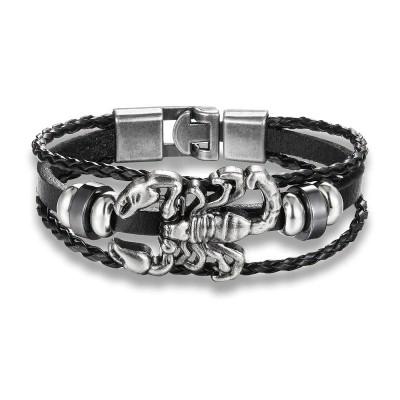 мужские кожаные браслеты купить в киеве по выгодным ценам