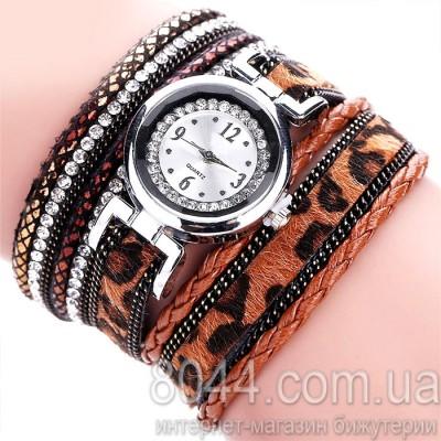 872005a4 Часы с кожаным ремешком купить по выгодным ценам, в интернет ...
