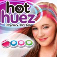 Мелки для волос Hot Huez