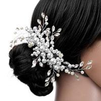 Свадебные украшение для волос