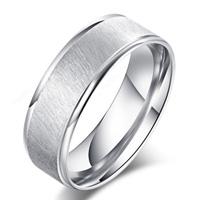 Женские кольца из стали